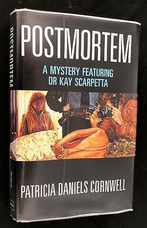 Postmortem SIGNED UK 1st: Cornwell, Patricia