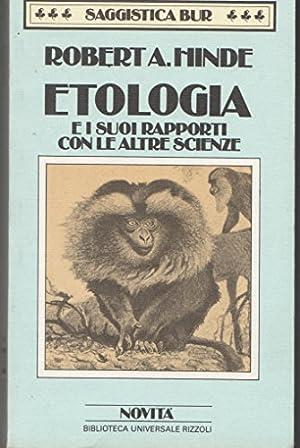 Etologia: Minde, A. Robert