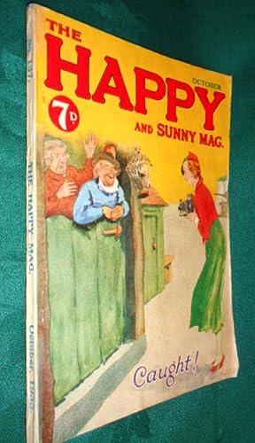 The Happy Mag. October 1933, No. 137.: Richmal Crompton &