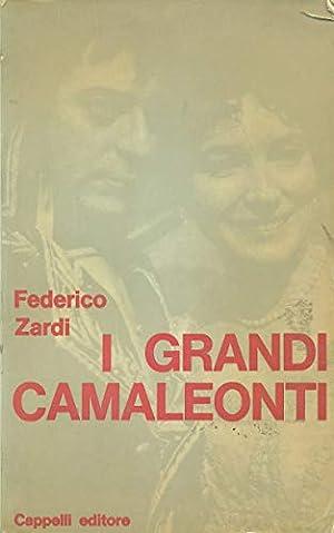 I grandi camaleonti: Zardi, Federico