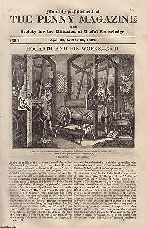 William Hogarth (2) and His Works (artist).