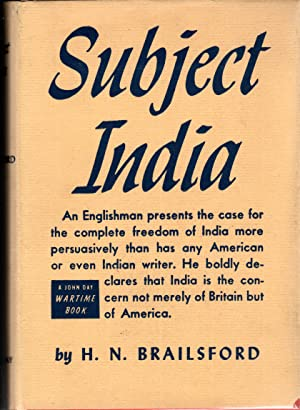 Seller image for SUBJECT INDIA for sale by PERIPLUS LINE LLC