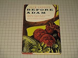 Before Adam: Jack London