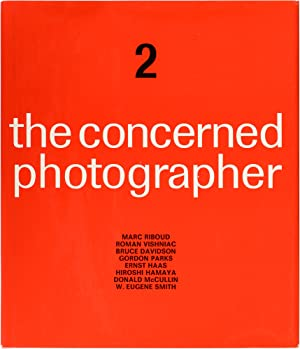 Seller image for The Concerned Photographer 2 for sale by Harper's Books, ABAA
