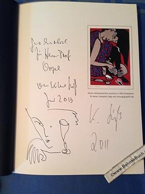 Werkverzeichnis der Grafikmappen 2002-211; Künstlerbücher 1989-2011.: Süß, Klaus., Eric