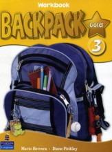 Backpack Gold 3 - Workbook With Audio: HERRERA,Mario & PINKLEY,Diane
