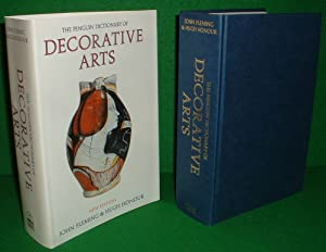 THE PENGUIN DICTIONARY OF DECORATIVE ARTS New Revised Edition