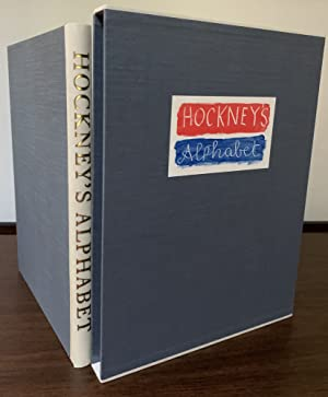 Hockney's Alphabet; Drawings by David Hockney With: Hockney, David &