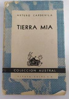 Tierra mia.: Capdevila, Arturo