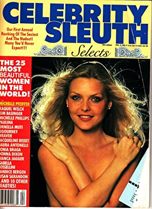 Celebrity Sleuth Selects Vol 2 No 4: Celebrity Sleuth