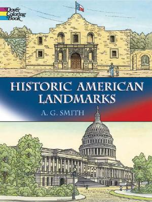 Historic American Landmarks (Paperback or Softback): Smith, A. G.