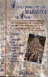 Imagen del vendedor de 4 MESES PARA CORRER UN MARATÓN EN 4 HORAS. a la venta por Librería PRAGA