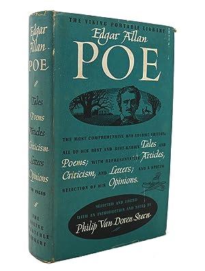 THE PORTABLE POE: Edgar Allan Poe