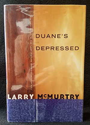 Duane's Depressed (Last Picture Show Trilogy, Book: McMurtry, Larry