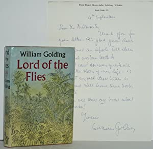 LORD OF THE FLIES (with Autograph Letter: William Golding
