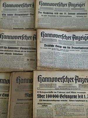hannoverscher anzeiger - ZVAB