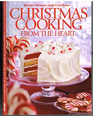 BETTER HOMES AND GARDENS: CHRISTMAS COOKING FROM: SAARI, JESSICA, Editor.