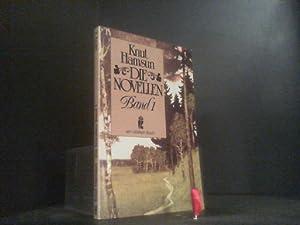 Die Novellen I.: Hamsun, Knut: