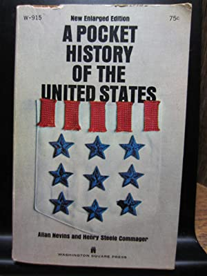 A POCKET HISTORY OF THE UNITED STATES: Nevins, Allan &