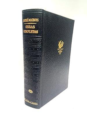 Obras Completas. Vol. III.: BIOGRAFIAS (Ariel o: MAUROIS, André