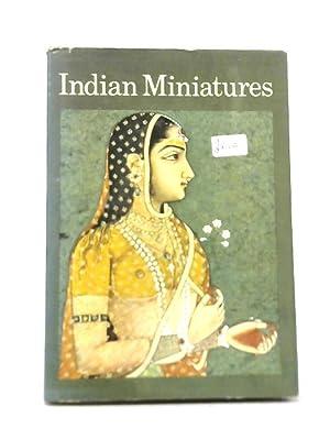 Indian Miniatures: Mario Bussagli