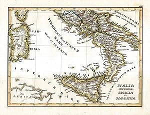 Cartina Sicilia Michelin.Sicilia Maps Abebooks