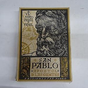 Imagen del vendedor de SAN PABLO, APOSTOL DE LAS GENTES. a la venta por Librería J. Cintas