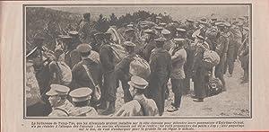 Immagine del venditore per IWW. Prigionieri tedeschi dopo la caduta della fortezza di Tsing-Tao (Cina). 1915 venduto da libreria biblos