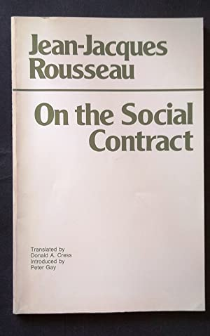 On the Social Contract (Hackett Classics): Rousseau, Jean-Jacques translated