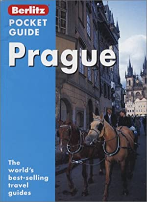 Prague Berlitz Pocket Guide (Berlitz Pocket Guides)