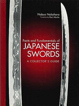 Facts and Fundamentals of Japanese Swords: A: Nakahara (N.)