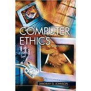 Computer Ethics: Johnson, Deborah G.