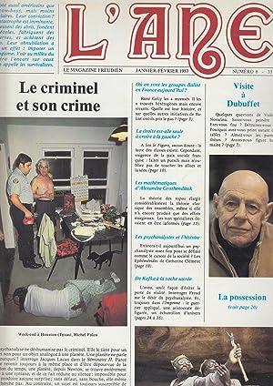 L'Ane - Le magazine Freudien - N°: René Gelly, Armand