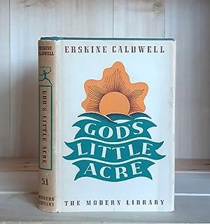 God's Little Acre: Caldwell, Erskine