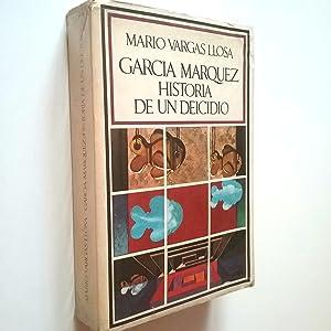 Imagen del vendedor de García Márquez: Historia de un deicidio (Primera edición) a la venta por MAUTALOS LIBRERÍA