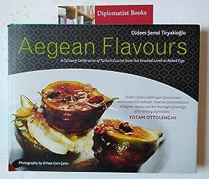 Aegean Flavours: Senol Tiryakioglu, Didem