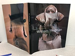 WILLIAM WEGMAN : Fashion Photographs ( signed with art )
