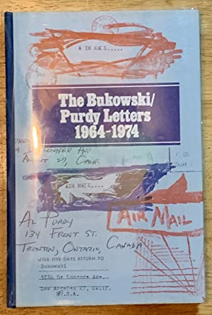 The Bukowski/Purdy letters: A decade of dialogue, 1964-1974