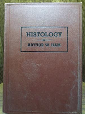HISTOLOGY (3rd Ed.): Ham, Arthur W.