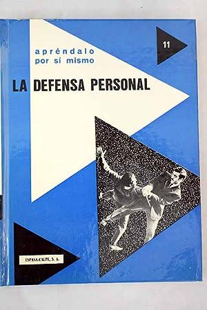 La defensa personal: Habersetzer, Roland