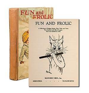 Fun and Frolic: Wain, Louis (illustrator)