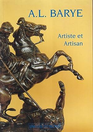 A. L. Barye : artiste et artisan: Michel Poletti -