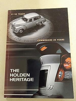 The Holden Heritage. Eleventh Edition: Tony Davis, Ewan