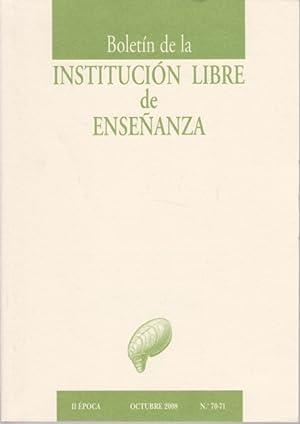 BOLETIN DE LA INSTITUCION LIBRE DE ENSEÑANZA.: FRANCISCO BLAZQUEZ PANIAGUA