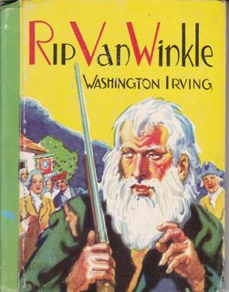 Rip Van Winkle from the Story By.: Irving, Washington; Robert