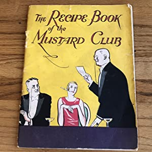 The Recipe Book of the Mustard Club: SAYERS DOROTHY L