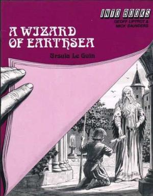 A Wizard of Earthsea (Into books): Mick Saunders