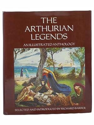 Bild des Verkäufers für The Arthurian Legends: An Illustrated Anthology zum Verkauf von Yesterday's Muse, ABAA, ILAB, IOBA