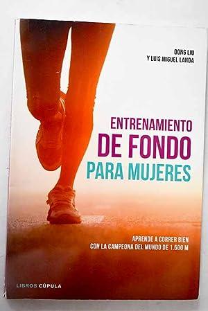 Imagen del vendedor de Entrenamiento de fondo para mujeres a la venta por Alcaná Libros