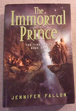 The Immortal Prince: The Tide Lords, Book: Fallon, Jennifer